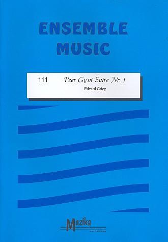Grieg, Edvard Hagerup - Peer Gynt Suite Nr.1 : für Streicher,