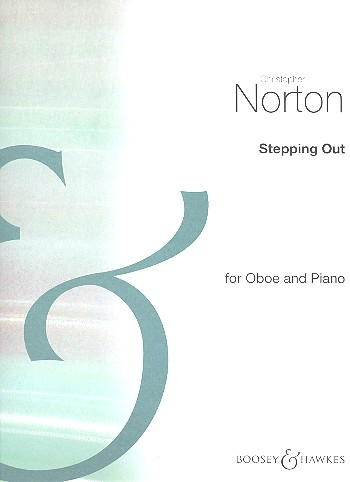- Stepping out : for oboe and piano