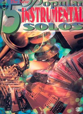 15 popular instrumental Solos (+CD): Songbook for tenorsaxophone