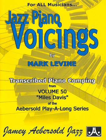 Jazz Piano Voicings transcribed from Miles Davis for Piano (vol.50)