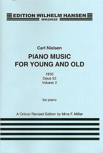 Piano Music for Young and Old opus.53 vol.1