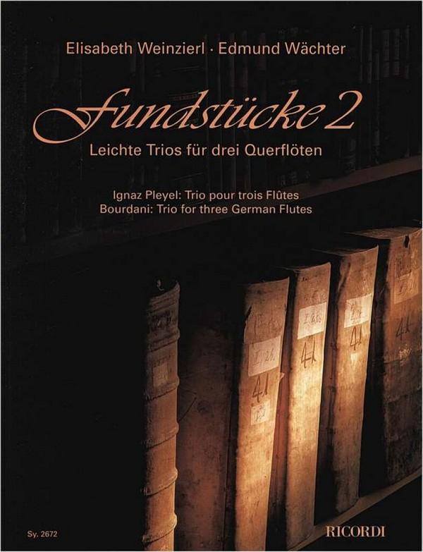 - Fundstücke 2 : Leichte Trios