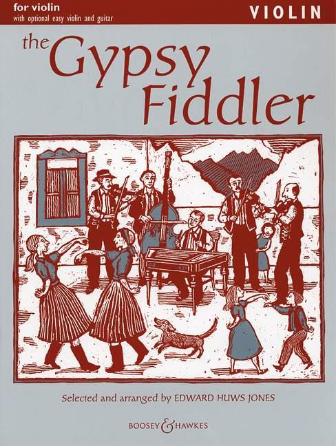 - The Gypsy Fiddler : for violin