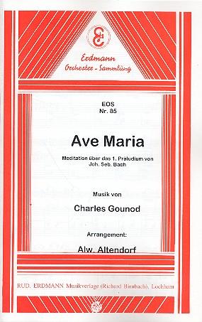 Ave Maria: Meditation für Salonorchester