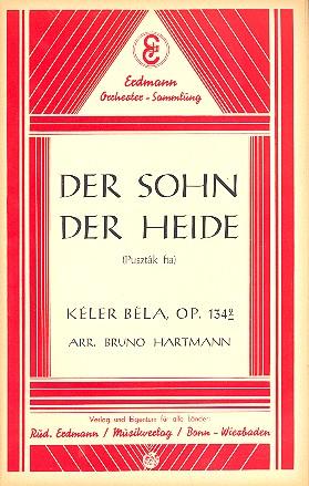 Der Sohn der Heide opus.134,2: für Salonorchester