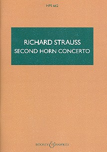 Concerto e flat major no.2: for horn and orchestra