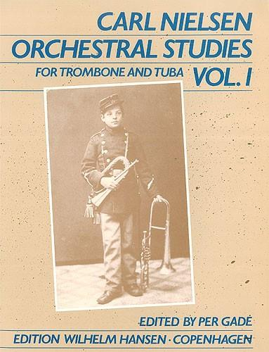 Orchestral Studies for trombone and tuba vol. 1