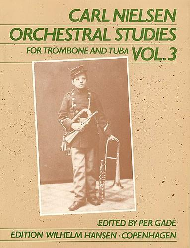 Orchestral Studies for trombone and tuba vol. 3