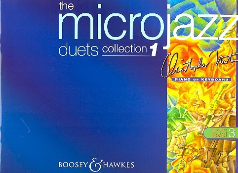 Norton, Christopher - The Microjazz Duet Collection