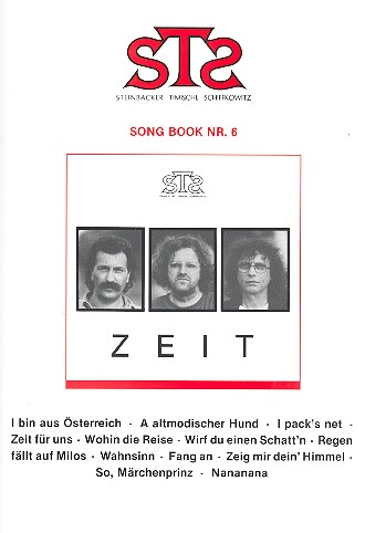 - STS Songbook Band 6 :
