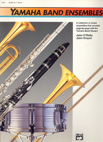 Yamaha Band Ensembles vol.1: Horn in F