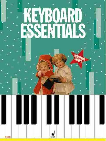 24 WELL-KNOWN CHRISTMAS CAROLS: FOR KEYBOARD (WITH TEXTS)
