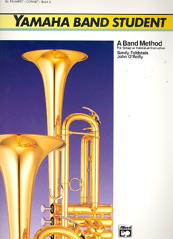 YAMAHA BAND STUDENT VOL.2: FOR TRUMPET