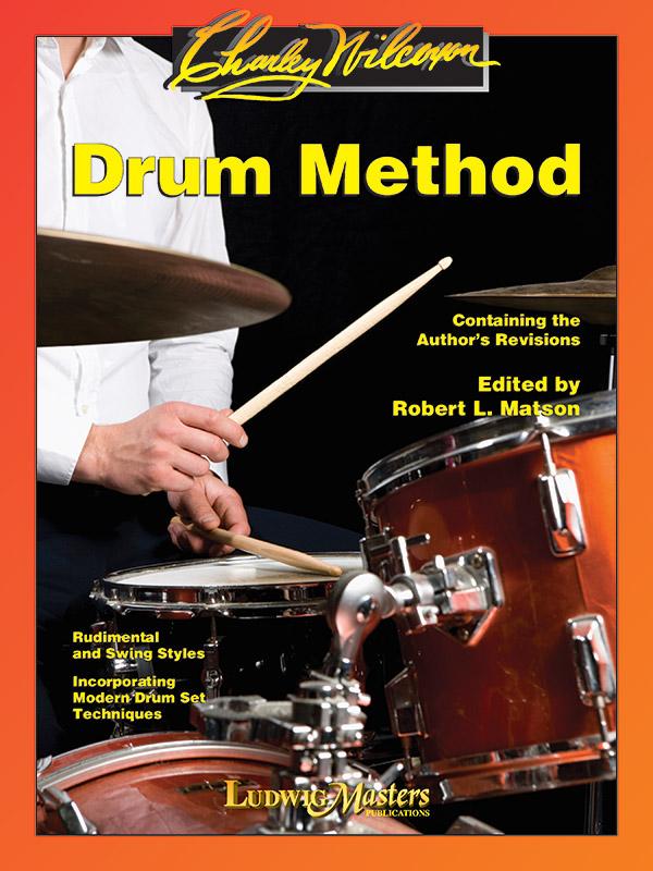 Drum Method: Rudimental and Swing Styles incorporating modern Drum Set