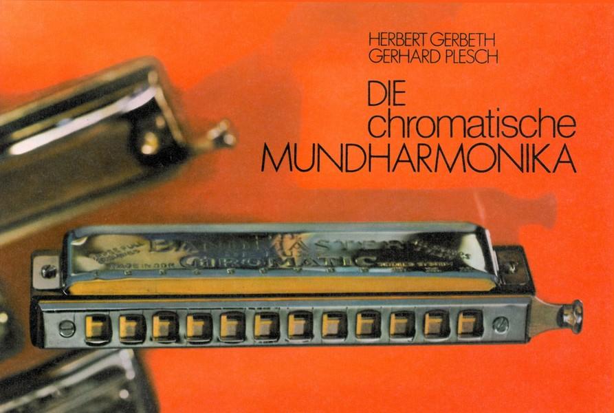 Die chromatische Mundharmonika Kleinformat