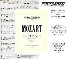 Mozart, Wolfgang Amadeus - Konzert Es-Dur Nr.3 KV447 für Horn