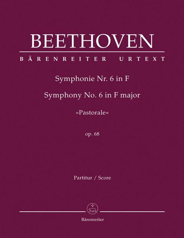Beethoven, Ludwig van - Sinfonie F-Dur Nr.6 op.68 :
