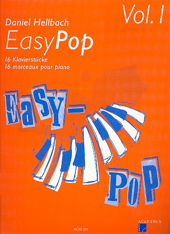 Hellbach, Daniel - Easy Pop vol.1 :