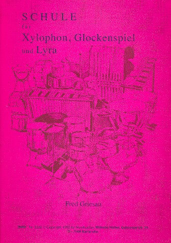 Schule für Xylophon, Lyra und Glockenspiel