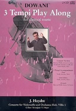 Haydn, Franz Joseph - Konzert C-Dur Hob.VIIb:1 : für Violoncello