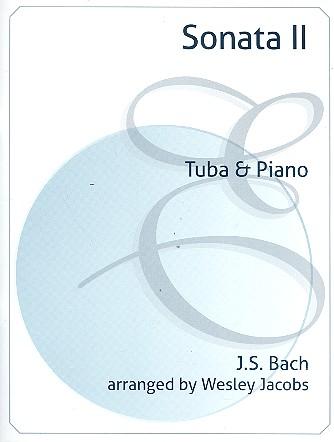 Sonate no.2: for tuba and piano