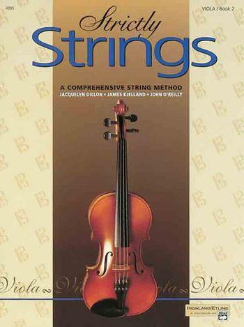 STRICTLY STRINGS VOL.2: VIOLA