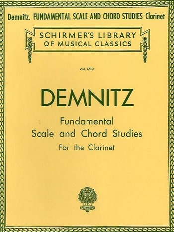 Demnitz, Friedrich - Fundamental Scale and Chord