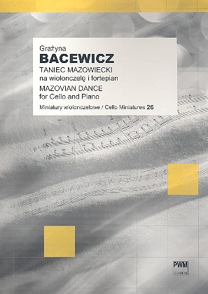 Bacewicz, Grazyna - Mazovian Dance :