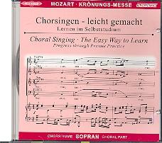 Mozart, Wolfgang Amadeus - Messe C-Dur KV317 : CD