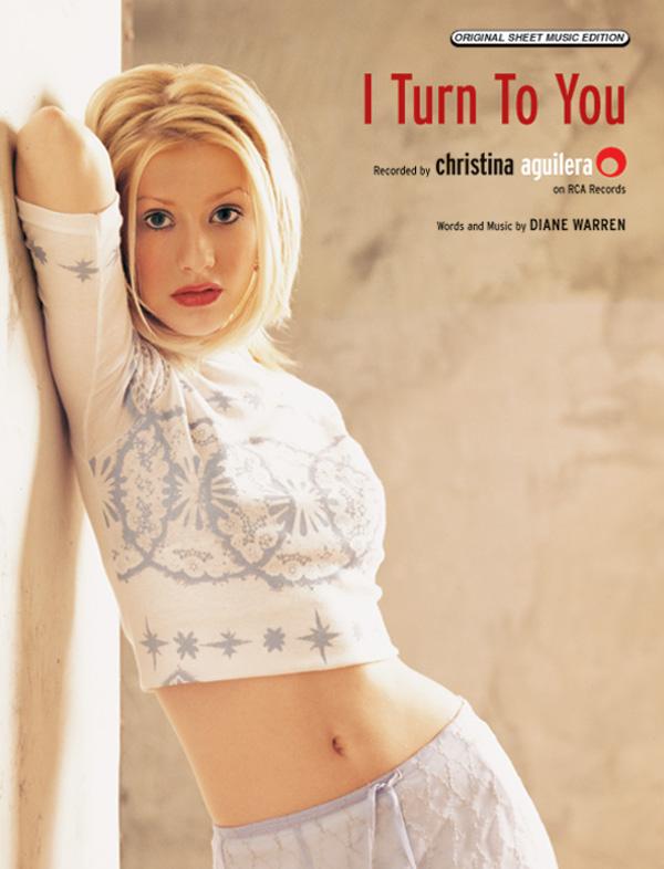 I turn to you: Einzelausgabe für Gesang und Klavier / Gitarre
