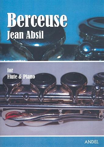 Berceuse (Wiegenlied): pour flûte (violon, hautbois) et piano