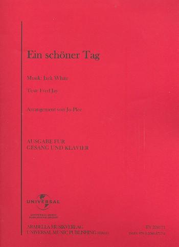 Ein schöner Tag: Einzelausgabe für Gesang und Klavier