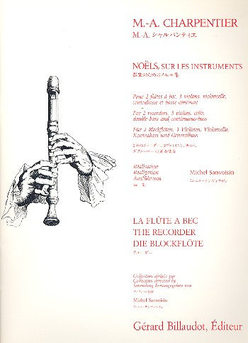 Charpentier, Marc Antoine - Noels sur les instruments : pour