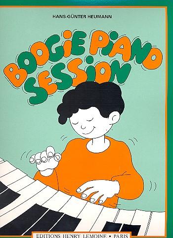 Boogie Piano Session: Une selection de pièces originales dans des