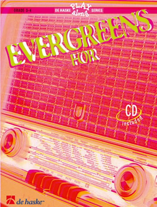 Evergreens (+CD): for flute