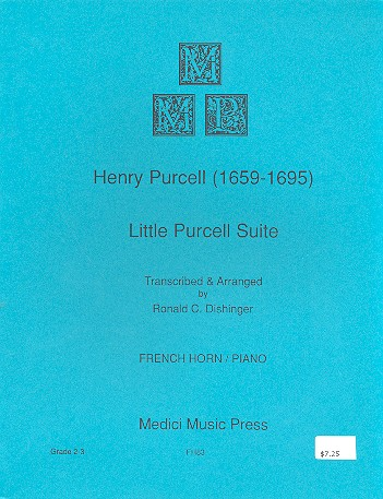 Little Purcell Suite: for french horn and piano