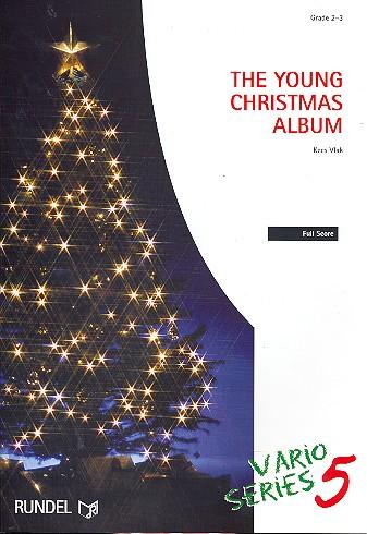 The young Christmas Album Band 1: für 5 Bläser (Ensemble)