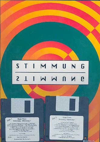 Stimmung Stimmung Band 1 (+2 Mididisc): Songbook