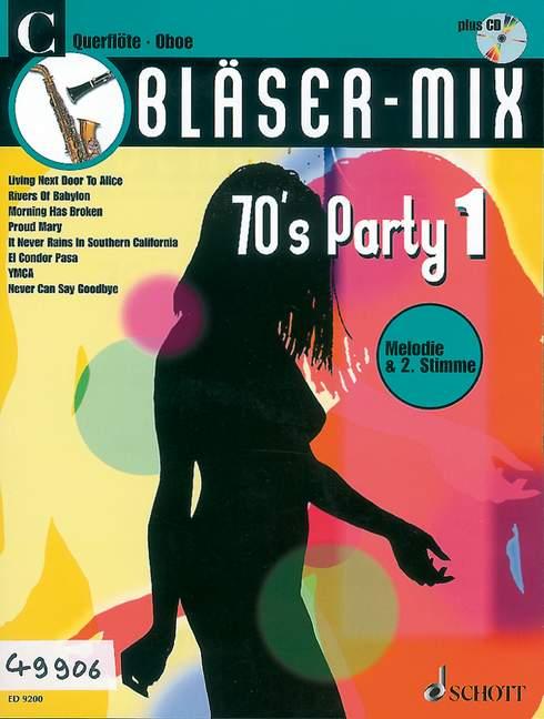 Bläser-Mix (+CD): 70\