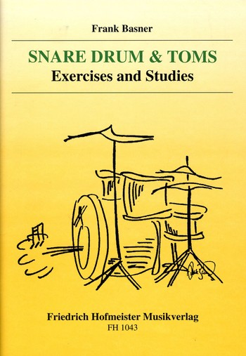 Basner,  Frank - Exercises and Studies :
