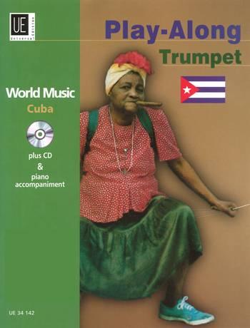 Play-along trumpet (+CD): Cuba
