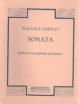 Sonata: for baritone saxophone and piano