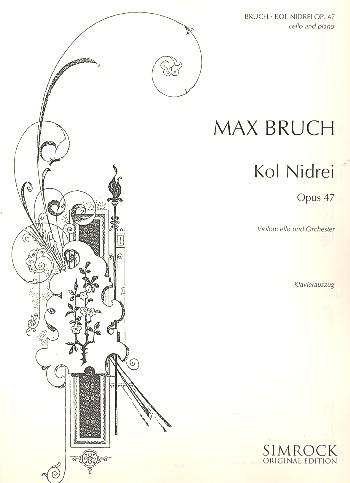 Bruch, Max - Kol nidrei op.47 : Adagio nach