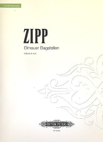 Zipp, Friedrich - Elmauer Bagatellen :