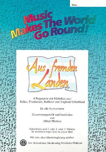 Aus fremden Landen: für flexibles Ensemble Flöte