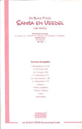 Samba em veedel: Combo-Ausgabe Latin-Medley