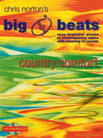 Big Beats (+CD): Country Comfort Easy keyboard pieces in contemporary