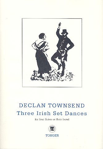 3 Irish Set Dances: for 4 flutes or flute ensemble