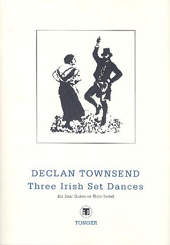 3 Irish Set Dances: for 4 flutes or flute ensemble