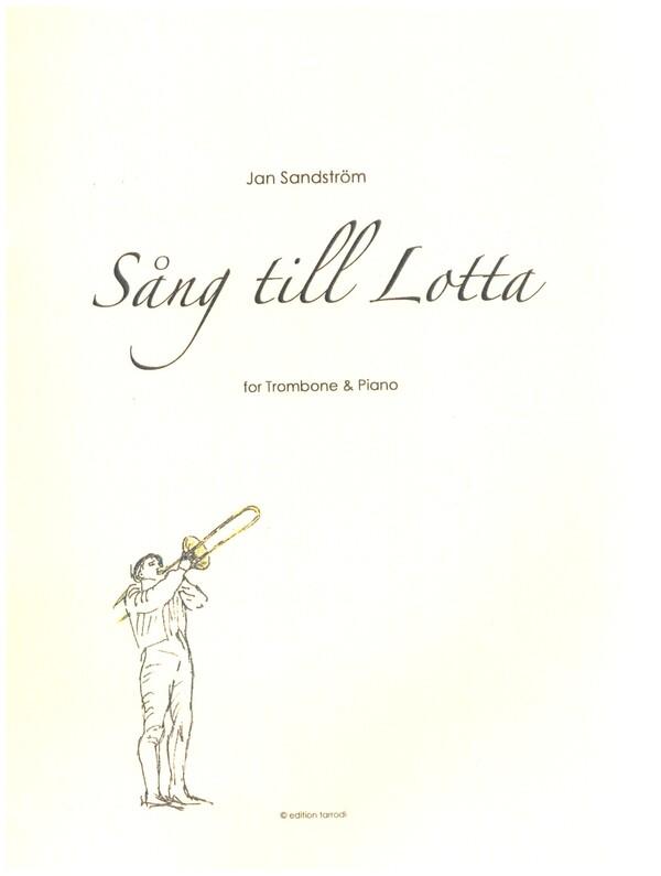 Sang till Lotta in bb major: